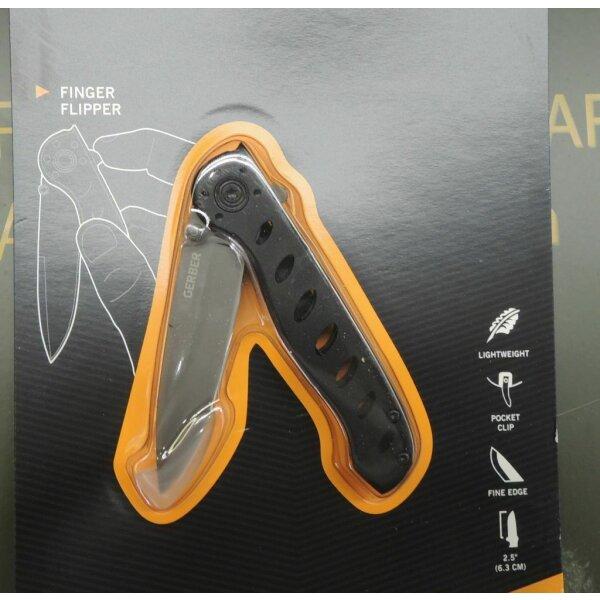 Gerber EVO Jr Linerlock Messer Folder Tinit Beschichtung 7Cr17MoV Stahl G41492