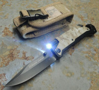 K25 AVALANCHE II Messer Rescue Knife LED Lampe...
