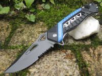 Smith & Wesson SABEL-B Rescue Knife Messer...