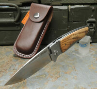 Walther TFW 3 Traditional Folder Wood Messer...