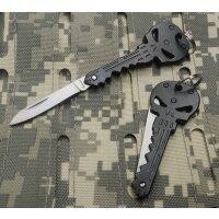 Albainox Messer in Schlüsselform...