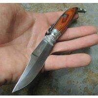 Albainox NAVAJA LUJO Größe L Messer Klappbügelmesser Taschenmesser 01006