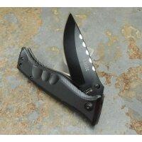 Blackfield Licit Messer Slipjoint Folder Taschenmesser 440 Stahl Polymer 88037