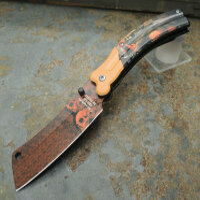 Herbertz Messer Color CLAW Taschenmesser 420 Stahl 3D...