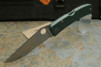 Manly PEAK CPM-S90V ONE HAND MILITARY GREEN Messer...