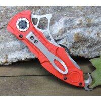 MANTIS Messer MT 7.5T Rettungsmesser Rescue Knife Übungsmesser Compression Lock