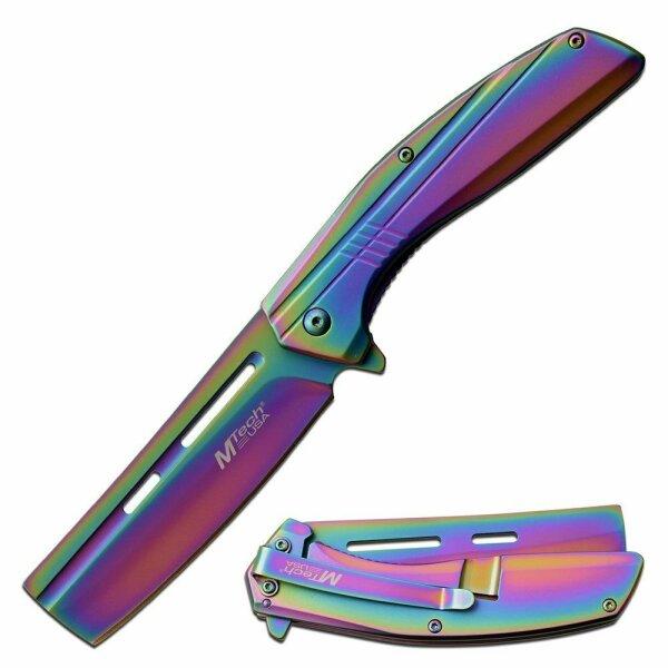 MTECH Ballistic RAPIDE RAZE Messer Taschenmesser Tinit Beschichtung Flipper