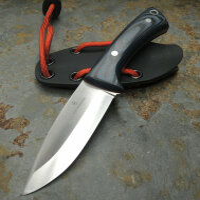Victorinox OUTDOOR MASTER MIC S Messer Neckknife 4116 Stahl Micarta Blau/Schwarz