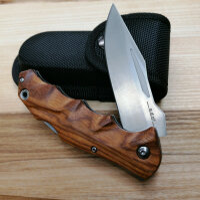 Haller Messer e.d.c. URBAN GRIZZ Campingmesser Lockback...