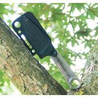Ka-Bar Forged Wrench Knife Schraubenschlüssel Messer Kunststoffscheide