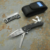 Sanrenmu Messer SPECTRUM 7106SUE-GH-T7 Slipjoint Rescue...