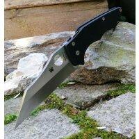 Spyderco Messer YoJumbo Folder CPM-S-30V G10 Griff Compression Lock Wharncliffe