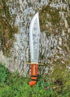 United Cutlery USMC Commemorative Bowie Knife Messer...