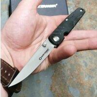 WithArmour Messer LEGAL Slipjoint Messer Taschenmesser D2...