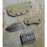 Böker Magnum Messer Lil Giant Fahrtenmesser 440...