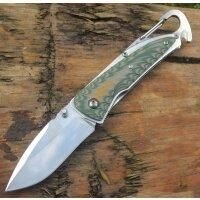 Sanrenmu Messer 7053 MUC-GPV Taschenmesser Rescue Knife...