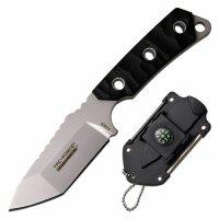 Tac Force EVO NECK COUNT Neck Knife Messer Kompass...