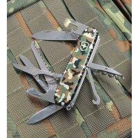 Victorinox Schweizer Messer Huntsman Camouflage 1.3713.94...