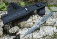 Walther Messer MDK Micro Defense Knife 440 Stahl G10...