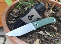 Manly Patriot Military Green Messer Outdoormesser D2...