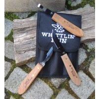 Old Forge 3 Stück Schnitzmesserset Messer...