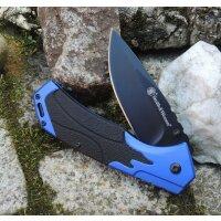 Smith & Wesson CISCO BLUE Messer Taschenmesser...