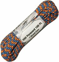 (0,36€/m) Paracord FIRE & ICE 30,48 Meter 7...