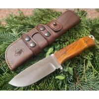 J&V Forester Knives Thor Cocobolo Outdoor Jagdmesser...
