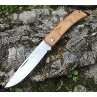 Maserin SCOUT 163 OLIVE Slipjoint Messer D2 Stahl...