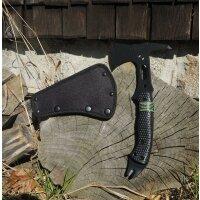 SCHRADE Tactical Hatchet Full Tang Axt Tomahawk Beil Campingaxt SK-5 Stahl