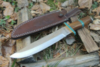 Frost Cutlery TURQUOISE THUNDER BOWIE Messer...