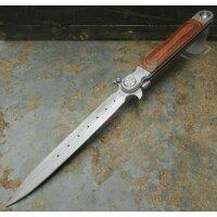 Haller Messer XXL Stiletto Messer einseitig geschliffen...