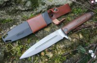 Walther Messer BWK 3 Blue Wood Knife Outdoor EDC Messer...