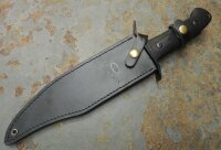 WithArmour Messer BOWIE Fixed Blade 440C Stahl Pakkaholz...