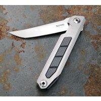 Sanrenmu Flipper Messer 1162 Taschenmesser Tanto 14C28N...