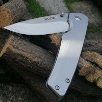 Buck Knives Messer ODESSA Framelock 7Cr Stahl Edelstahlgriff