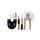 SanRenmu RESCUE SHOVEL TFS01-2 Multifunktionsschaufel Tool Spaten GOLD