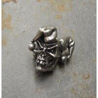 Schmuckatelli Co. Lanyard Beads JESTER PEWTER Bead aus Zinn