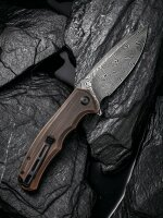 Civivi by WE Knife Messer PRAXIS DAMASCUS COPPER C803DS-3...