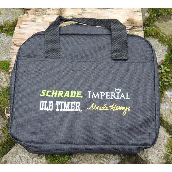 Schrade IMPERIAL Messertasche Knife Bag für 10 Taschenmesser Nylon SCH2016