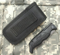 Walther Tactical P22 Messer Taschenmesser Spearpoint 440C Stahl Nylonetui 5.0759