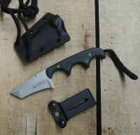 CRKT Minimalist Tanto by Alan Folts Messer Fixed Blade...